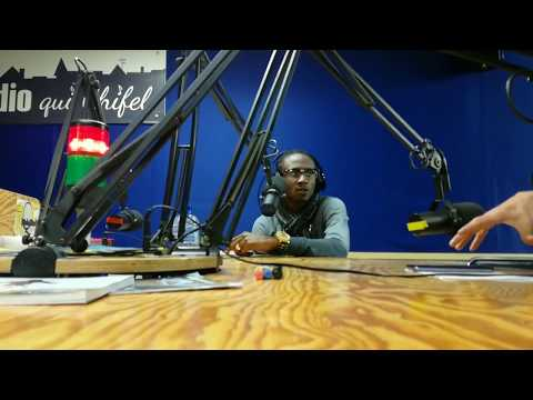 DON G | INTERVIEW | R.Q.C 95FM | THE ROOTS FAMILLY RADIO | BELGIUM | SEPT 20, 2017