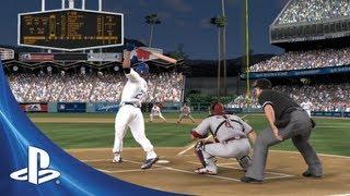 MLB 13 The Show | Road To The Show: Matt Kemp