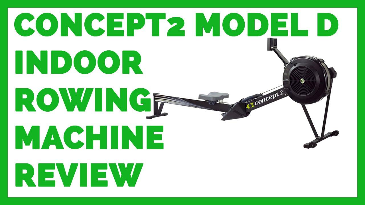 concept2 model d indoor rowing machine review youtube. Black Bedroom Furniture Sets. Home Design Ideas