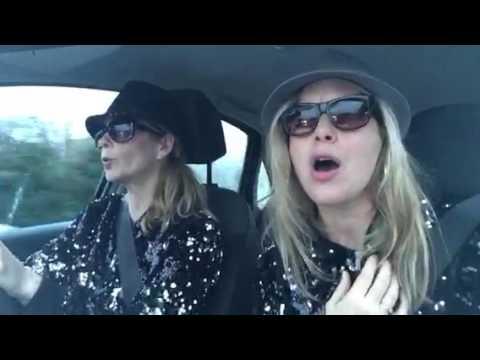 Mel & Kim's Carpool Karaoke for CLIC - Mr Brightside🚗🎤🎶