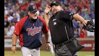 MLB Managers That Get Ejected The Most