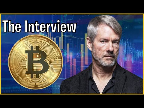 Michael Saylor: The Ultimate Interview On Bitcoin, Ethereum, Doge And The Future Of Currency