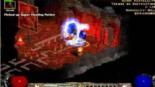 Diablo 2 LoD Baal Run Bot