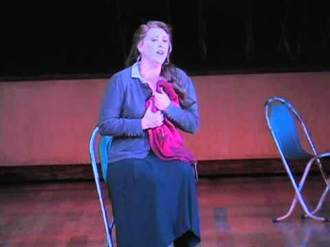 """Peter Grimes - """"Embroidery in Childhood was a Luxury"""""""