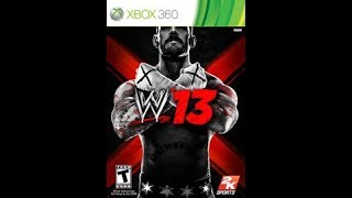 WWE Royal Rumble ppv WWE 13