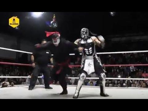 Penta Zero M y Rey Fénix vs Octagón e Hijo de Octagón, Klandestino Cero Miedo *Lucha Completa*