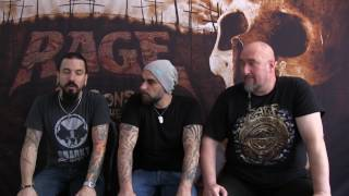"RAGE – ""Blackened Karma"" – Single (OFFICIAL TRAILER)"