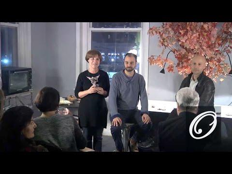 Attai Chen in Conversation with Glenn Adamson. Exhibition: Matter of Perspective