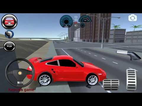 Dessin animé de  en français  Jeux de voiture