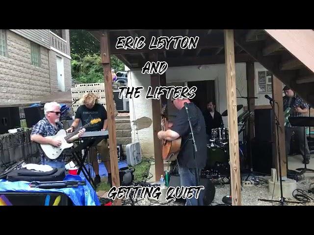 Eric Leyton - Getting Quiet