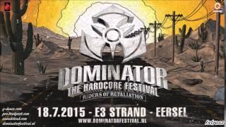 Video Dominator 2015 - Riders Of Retaliation | Riders Of Retaliation | Angerfist Live download MP3, 3GP, MP4, WEBM, AVI, FLV November 2017