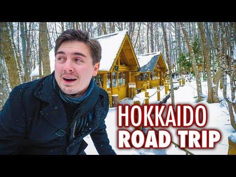 48 hours in Hokkaido | Road Trip Across Japan