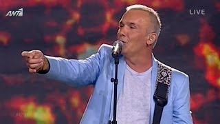 "The Voice of Greece | Στέλιος Ρόκκος - ""Ζω"" 