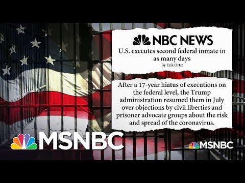 'We See An Administration That Is Hell-Bent On Killing People' | MSNBC