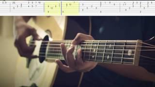 คืนข้ามปี (Fingerstyle Guitar) | ปิ๊ก cover [ +Tab ]