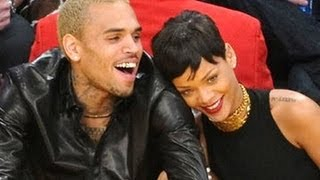 Rihanna Confirms Dating Chris Brown in Rolling Stone