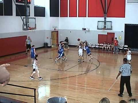 Edmonson County Middle School - 8th Grade Girls' Basketball vs. Eastside Middle (11/7/09)
