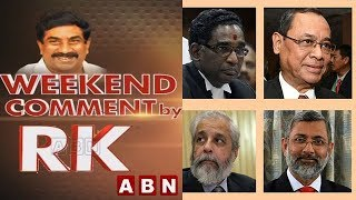 SC Judges Rebellion, 4 Judges Speak Out Against CJI | Weekend Comment By RK | Full Episode | ABN