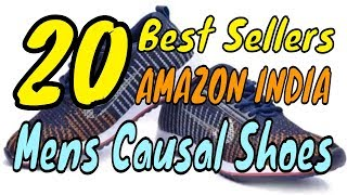 20 Best Sellers Mens Casual Shoes Amazon India 2018