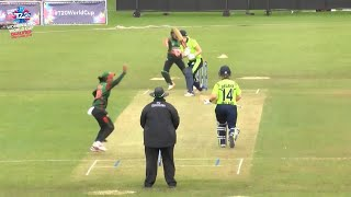 ICC T20WC Qualifier: BAN v IRE - Match highlights