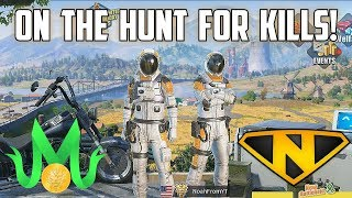 connectYoutube - HUNTING KILLS w/ NoahFromYoutube! - Rules of Survival