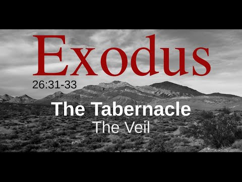 The Tabernacle:  The Veil