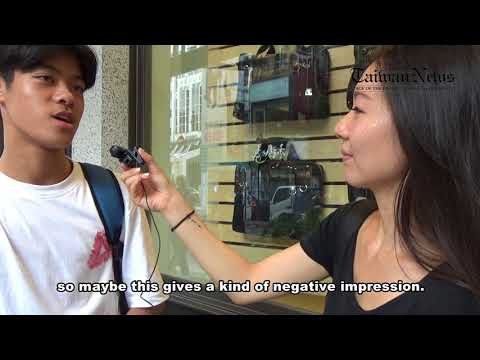 Taipei Street Interview:  What do Taiwanese people think about the Philippines?