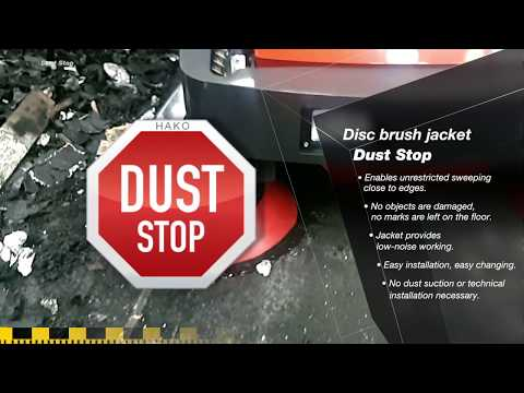 Hako Dust Stop   Winner of the Purus Innovation Award 2019