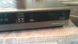 Grundig VHS VS200