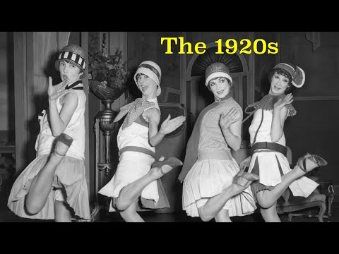 1920s American Culture (Story Time with Mr. Beat)