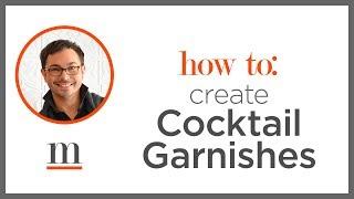 Wie zu Erstellen, Cocktail-Sauce, Mit Frischen Blumen — Marc J. Sievers