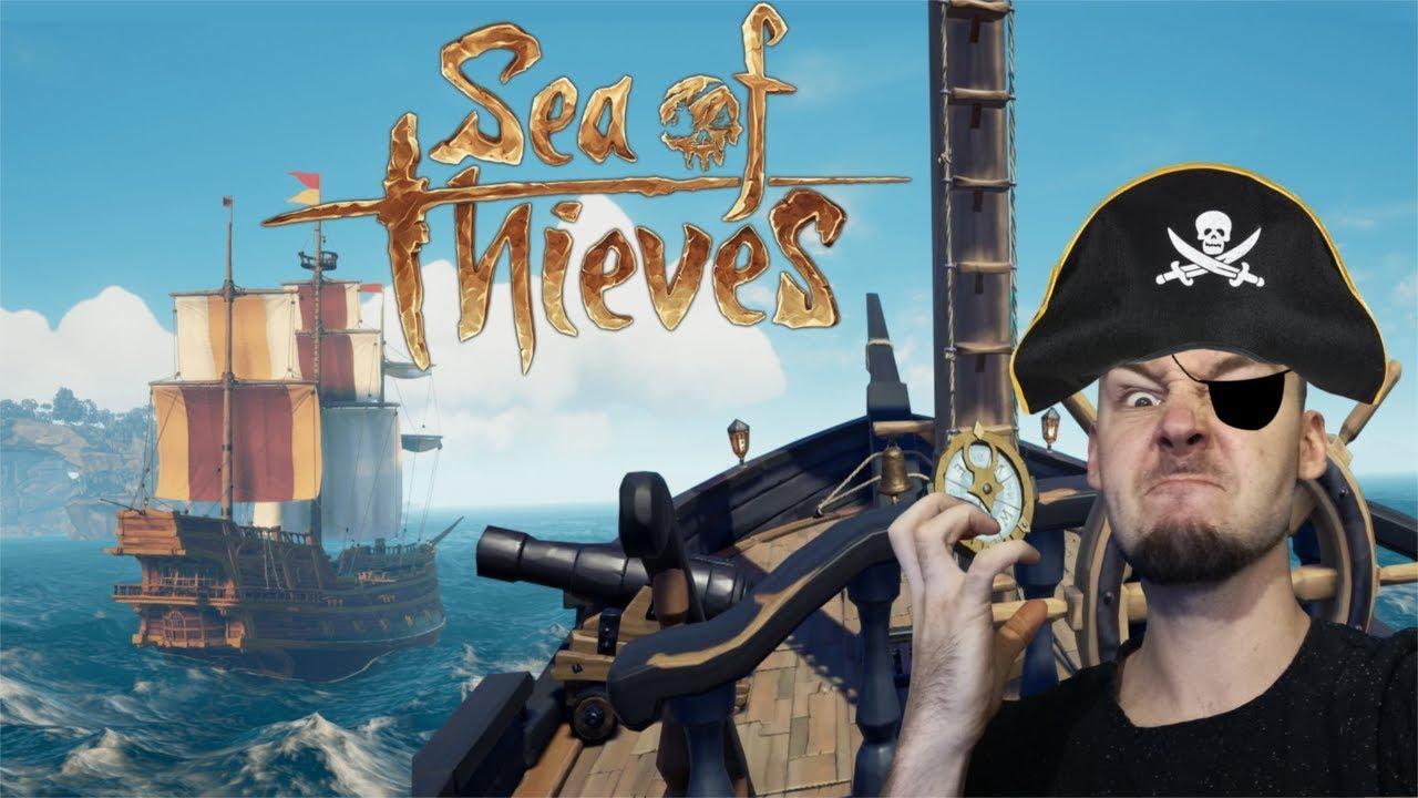 MAX POSTRACH OCEANÓW | SEA OF THIEVES #3