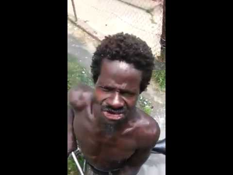 The black drunkard