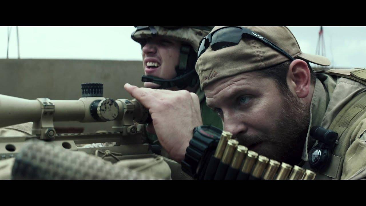 טריילר מתורגם לסרט צלף אמריקאי American Sniper