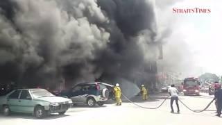 30 high-powered bikes destroyed in workshop blaze