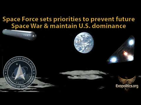 Space Force sets priorities to prevent future Space War & maintain U.S. dominance