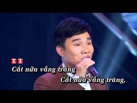 Ca Dao Em Và Tôi   Quang Linh HD Karaoke Beat