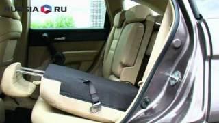 Honda CR-V (Тест-драйв)