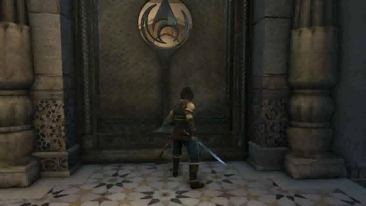 Prince of Persia Forgotten Sands 2nd door bug (FIXED ...
