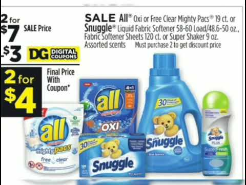 Dollar General Quick Deals ❤ Ends July 13th 2019 😀