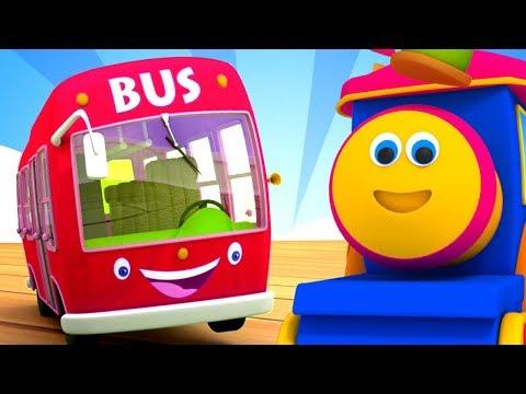 Боб автобус мультфильм