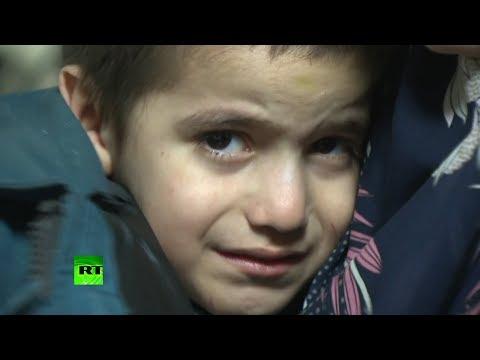 Российские дети из иракских тюрем вернулись домой
