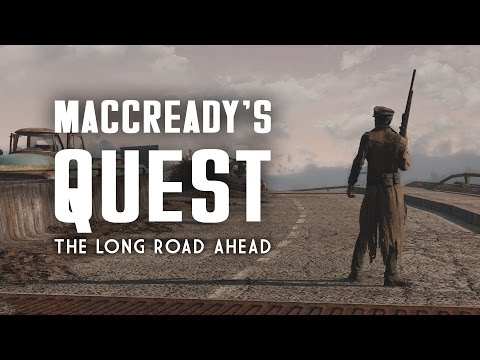 MacCready's Quest - The Long Road Ahead - The Mass Pike Interchange - Fallout 4 Lore