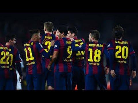 Messi - Neymar - Su...