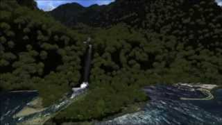 [FSX] 720p HD Movie ORBX - Milford Sound NZMF