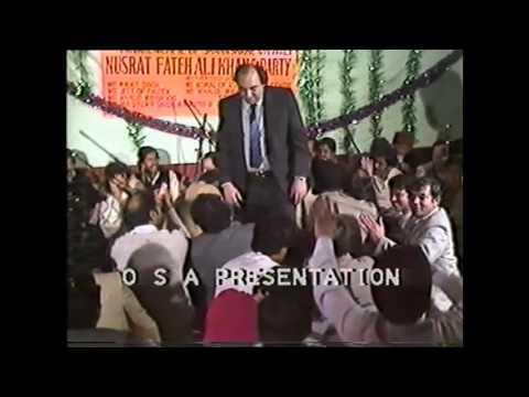 Sohne Mukhrey Da Lain De Nazara - Ustad Nusrat Fateh Ali Khan - OSA Official HD Video