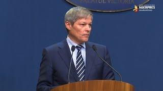 Cioloș, despre modificarea OUG 20: Cerem un control de constituționalitate