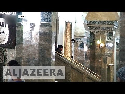 Grand al-Nuri Mosque in Iraq's Mosul 'blown up' amid battle with ISIL