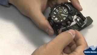 Видеообзор Casio G Shock GWG-1000-1A3