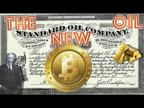 BITCOIN Is The OIL & GOLD Of 2020 A JAW-DROPPING Article UNCOVERS. Elevator Pitch = BTC In 5 Seconds